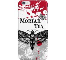 Moriar Tea 1 iPhone Case/Skin