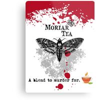 Moriar Tea 1 Metal Print