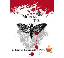 Moriar Tea 1 Photographic Print