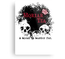 Moriar Tea 2 Metal Print