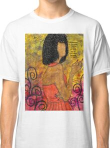 The Wise Lady Who Lives Next Door Classic T-Shirt
