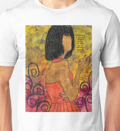 The Wise Lady Who Lives Next Door Unisex T-Shirt
