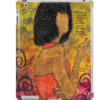 The Wise Lady Who Lives Next Door iPad Case/Skin