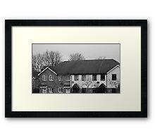 Memories... Framed Print