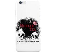 Moriar Tea 2 iPhone Case/Skin