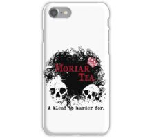 Moriar Tea 2 iPhone Case/Skin