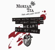 Moriar Tea Drink carefully by punkypeggy