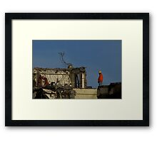 Demolition Man Framed Print