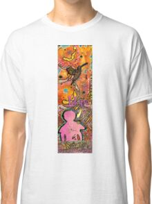 Lady of HOPE - A Breast Cancer Donation Classic T-Shirt