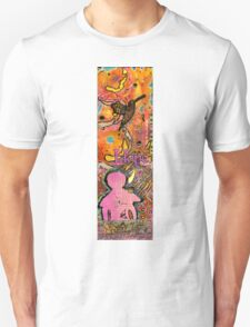 Lady of HOPE - A Breast Cancer Donation T-Shirt