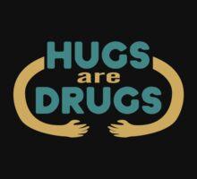 Hugs Are Drugs by IchaFazari
