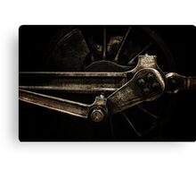 Heavy Engineering Canvas Print