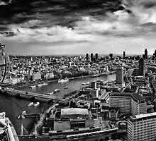 A View From The Eye by Frank Waechter
