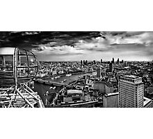 A View From The Eye Photographic Print