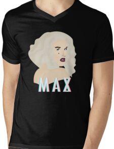 Max Malanaphy Mens V-Neck T-Shirt