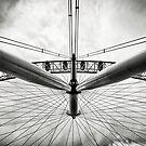 The Vertical Wheel by Frank Waechter