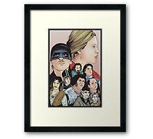 The Princess Bride Framed Print