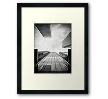 Canary Wharf | 01 Framed Print
