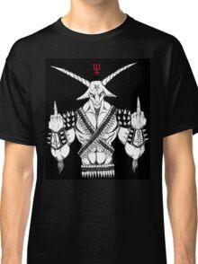 Baphomet Left Hand Path Classic T-Shirt