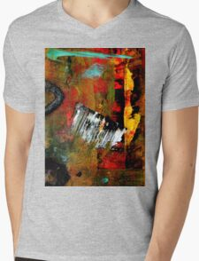 Seeing THE LIGHT at The End Mens V-Neck T-Shirt