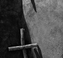 Corner and a Cross by Christopher Scholl