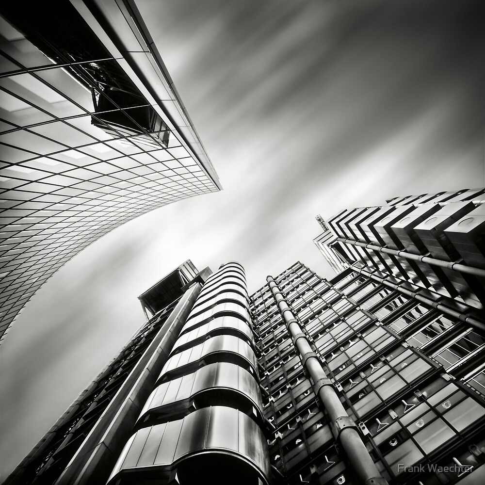 Lloyds London | 01 by Frank Waechter