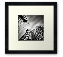 Lloyds London | 01 Framed Print