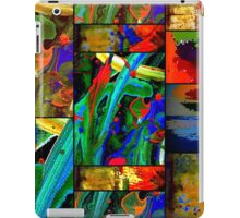 Deep Sea Quilt iPad Case/Skin