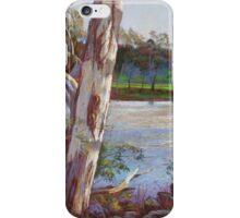 Portrait of a River Gum iPhone Case/Skin