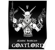 Goat Lord Left Hand Path Poster