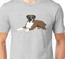 The Boxer Unisex T-Shirt