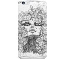 One Line Collection #1 iPhone Case/Skin