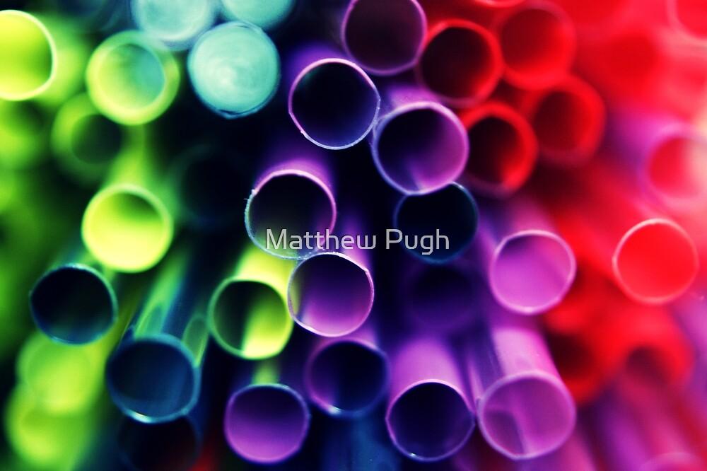 Straws by Matthew Pugh