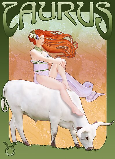 Taurus by Ivy Izzard