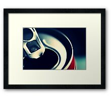 Beer O'clock Framed Print