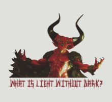 Lord of Darkness - What is light without dark? by Jon Winston