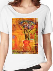 On My Window Sill Women's Relaxed Fit T-Shirt