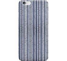 Birch wood forest iPhone Case/Skin