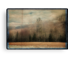 Through the pinhole #2 Canvas Print