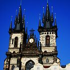 Tyn Church by Mellebel