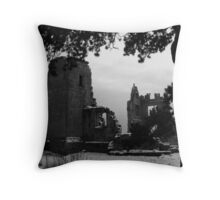 Mortal Remains Throw Pillow