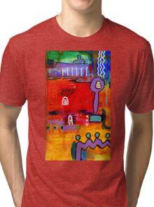 Four Souls Heading Home Tri-blend T-Shirt