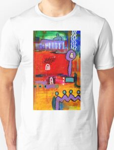 Four Souls Heading Home Unisex T-Shirt