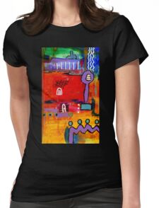 Four Souls Heading Home Womens Fitted T-Shirt