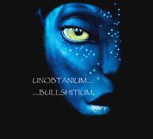 Unobtanium, ...Bullshitium - Face  Unisex T-Shirt