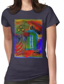 BE MINE Proposal at Jazz Night in the Park Womens Fitted T-Shirt