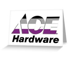 Ace Hardware Greeting Card
