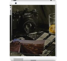 The Zenit iPad Case/Skin