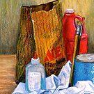 Studio Still Life by bhutch7