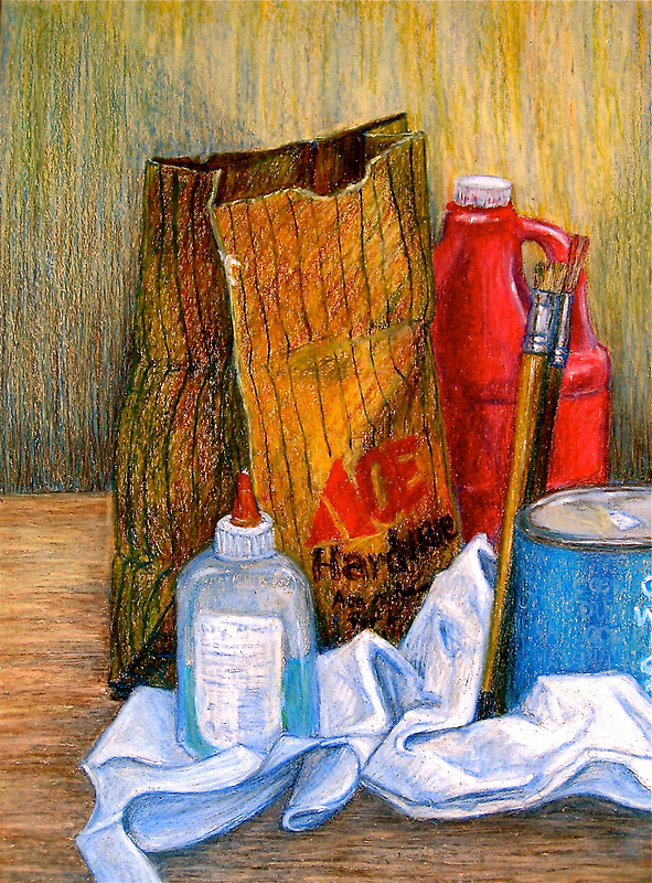 Studio Still Life by bhutch7